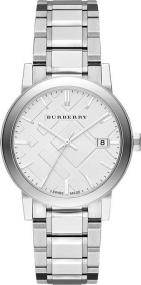 Burberry The City - BU9000 Silver case with Stainless Steel Bracelet