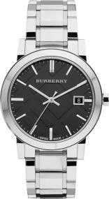 Burberry The City - BU9001 Silver case with Stainless Steel Bracelet