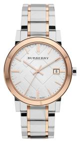 Burberry The City - BU9006 Silver case with Stainless Steel Bracelet