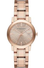 Burberry The City - BU9135 Rose Gold case with Stainless Steel Bracelet