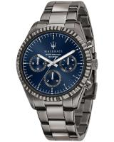 MASERATI Competizione - R8853100019 Grey case with Stainless Steel Bracelet