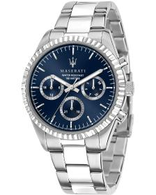 MASERATI Competizione - R8853100022 Silver case with Stainless Steel Bracelet