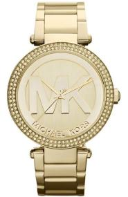 MICHAEL KORS Parker Crystals - MK5784 Gold case, with Stainless Steel Bracelet