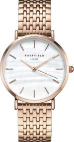 ROSEFIELD The Upper East Side - UEWR-U20 Rose Gold case with Stainless Steel Bracelet