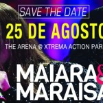 banner brazil in concet maira 7 maraisa
