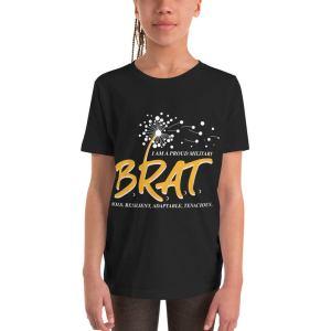 Brat Youth Short Sleeve T-Shirt