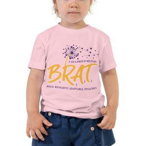 BRAT Toddler Short Sleeve Tee