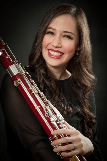 Lauren Yu Ziemba Breaking WInds Bassoon Quartet