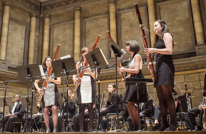 concerto collaborations bassoon