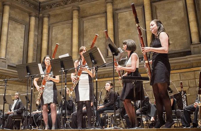 concerto collaborations bassoon