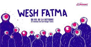 WESH FATMA: The Street Art Flavored EXPO-RIENCE