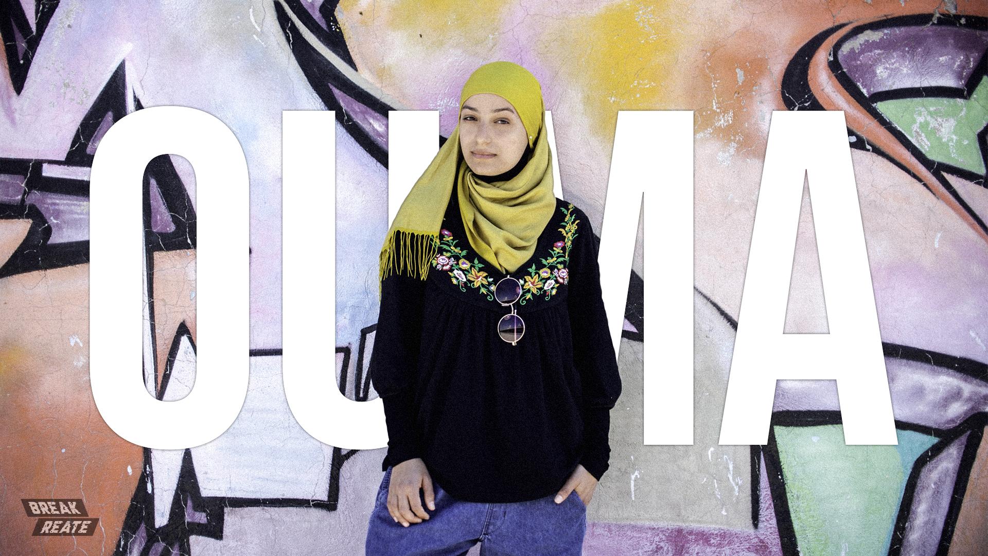 Oumema Bouassida aka Ouma: Changing Perceptions Through Street Art
