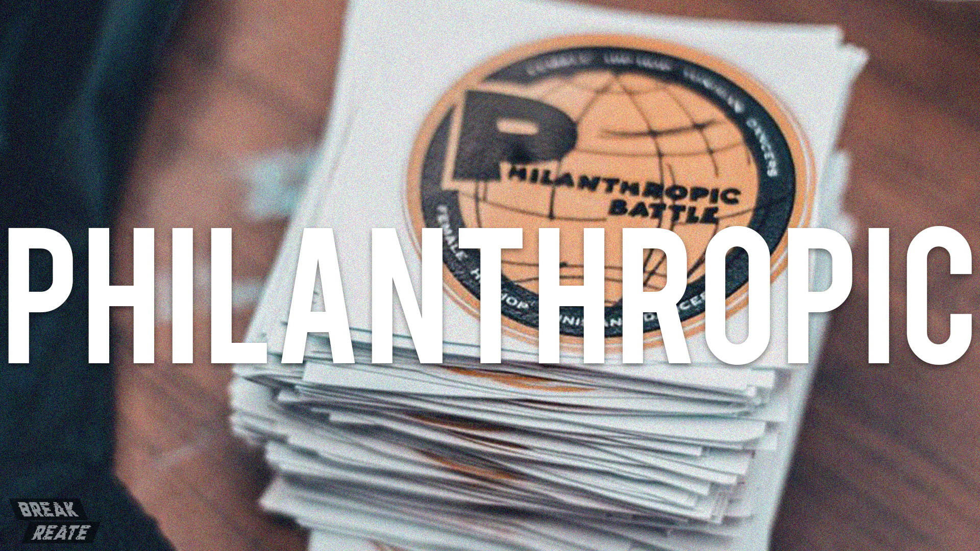 Throwback: Philanthropic Battle – Girls Killing It In Tunisian Hip-hop Scene