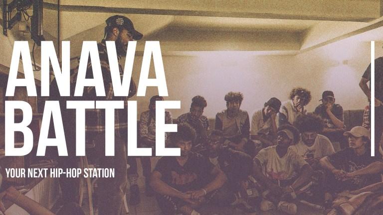 ANAVA Battle: Your Next Hip-HopStation