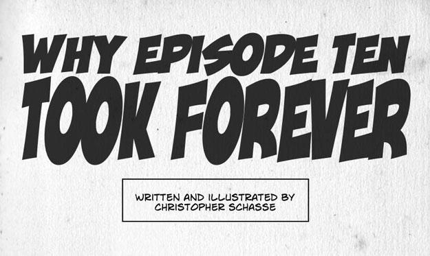 The Break Side Comic: Cover