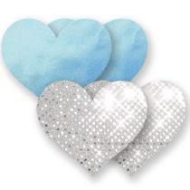 Bristols Six Something Blue Heart Nippies