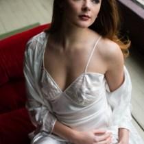 Layneau All silk gown