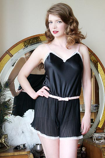 Dollhouse Bettie Romper