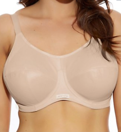 Elomi Energise Underwire Sports Bra with J Hook