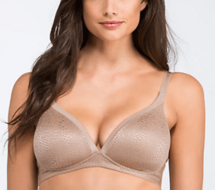 Warner's Back To Smooth Wire Free Lift Bra