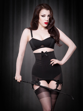 Kiss Me Deadly Girdle