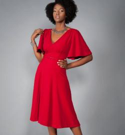 Pinup Girl Clothing Viva Dress