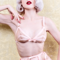 Dottie's Delights New Look Grosgrain Bralette