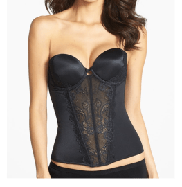 Felina Caress Too Lace Underwire Bustier