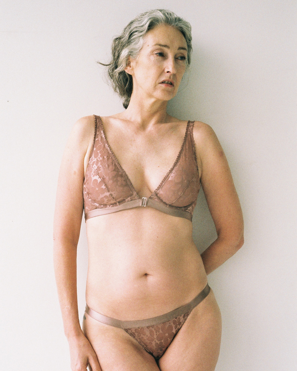 Mature women in knickers