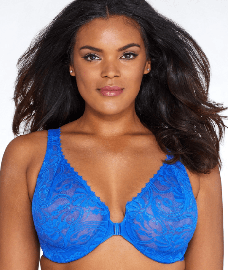 front closing bras