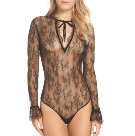 Dita Von Teese Miss West Lace Bodysuit