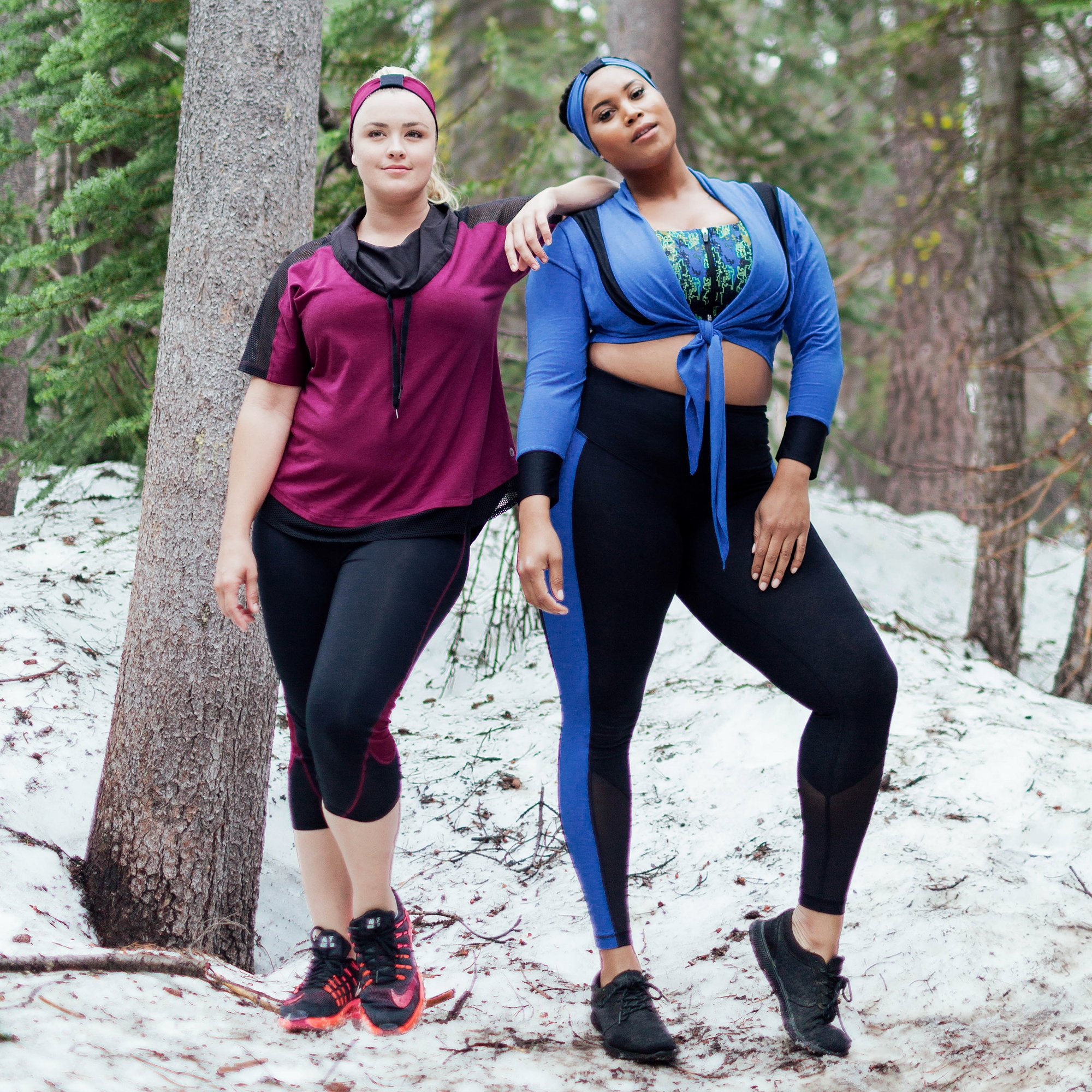 65d7ceb88cd 12 Pieces of Plus Size Activewear to Up Your Exercise Game - The ...