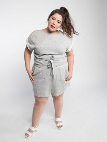 plus size loungewear