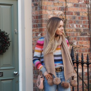Christmas in Crazy Stripes…