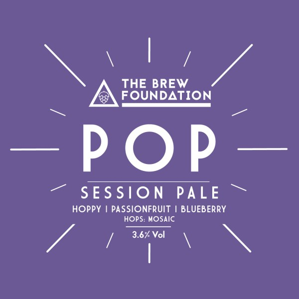 Brew Foundation Pop pump clip