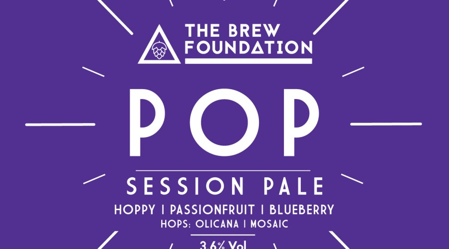 The Brew Foundation Pop pump clip