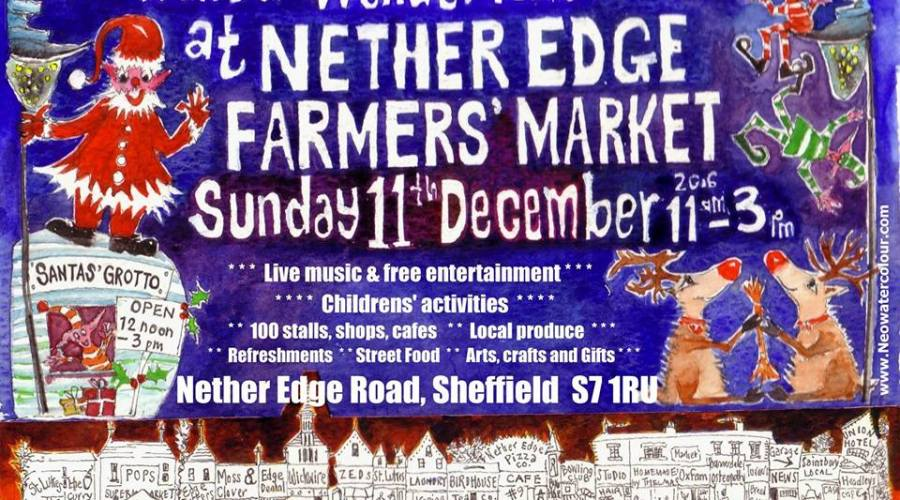 Nether Edge Farmers Market