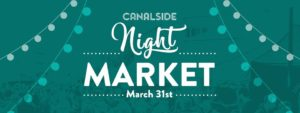 Canalside Night Market