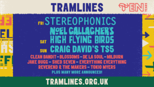 Tramlines Sheffield