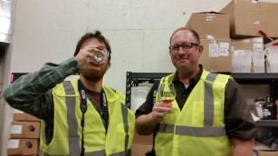 10 Barrel junket: Brian Yaeger and DJ Paul