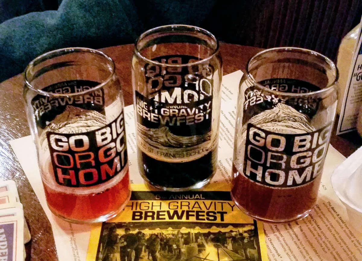 Beer Bouquet Bend Oregon