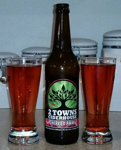 2 Towns Ciderhouse Cherried Away