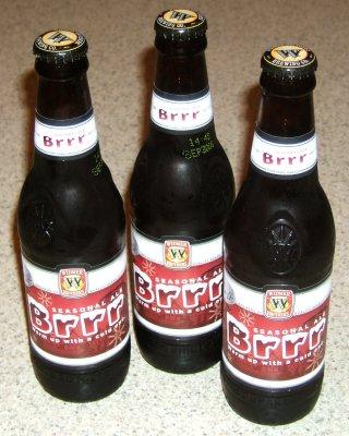 Three Widmer Brrr's