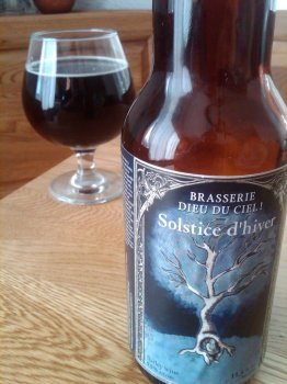 Solstice D'hiver from Brewed for Thought