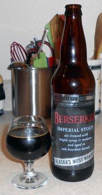 Berserker Imperial Stout