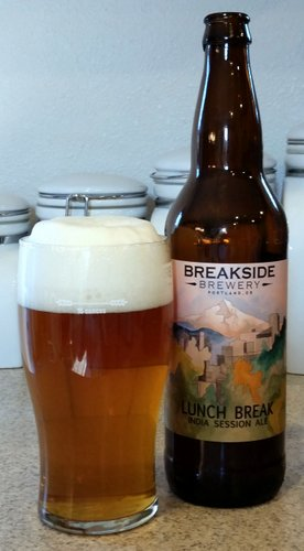 Breakside Brewery Lunch Break ISA