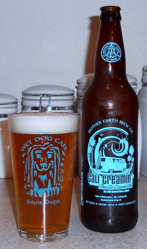 Mother Earth Cali Creamin' Vanilla Cream Ale