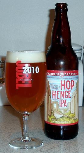 Deschutes Brewery Hop Henge 2014/2015