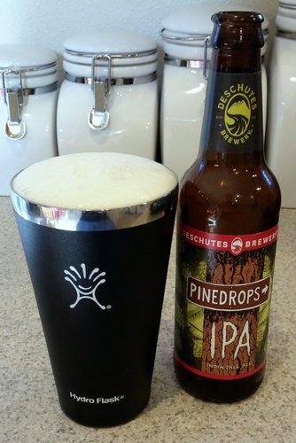 Deschutes Brewery Pinedrops IPA