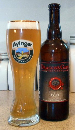 Dragon's Gate Belgian Wit